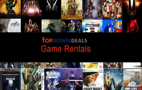 Topdowndeals introduces video game rental in Lagos