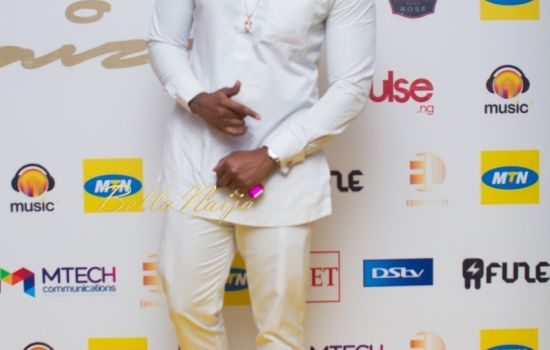 "Banky W, Niyola, Lynxxx, Chidinma, Aramide & More at ""Get Intimate with Praiz"" Event"
