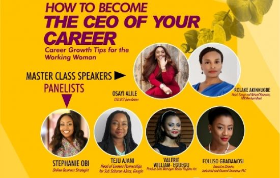 #9to5Chick Seminar tagged 'How to Become the CEO of Your Career' | Sunday, February 26th