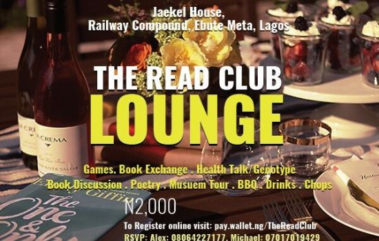The Read Club Lounge