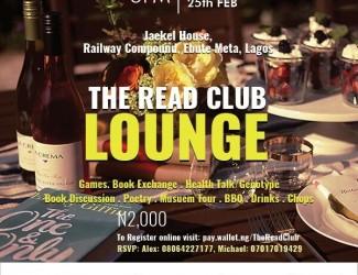 The Read Club Lounge
