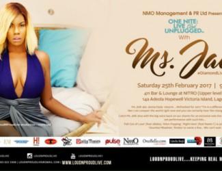 One Nite: Live & Unplugged with Ms. Jaie #DiamondLivingEdition